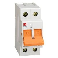 Автоматический выключатель 2P C125А 10кА