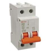 Автоматический выключатель 2P C10A 6кА